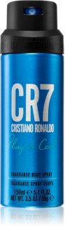Cristiano Ronaldo Play It Cool spray corpo per uomo