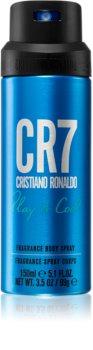 Cristiano Ronaldo Play It Cool spray do ciała dla mężczyzn