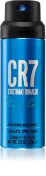 Cristiano Ronaldo Play It Cool telový sprej pre mužov