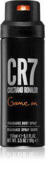 Cristiano Ronaldo Game On дезодорант-спрей для чоловіків