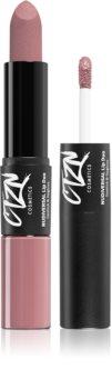 CTZN Nudiversal Lip Duo langlebiger, glänzender Lippenstift