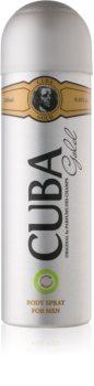 Cuba Original Body Spray for Men