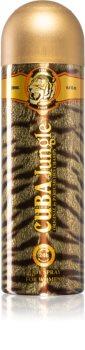 Cuba Jungle Tiger Deodorant for Women