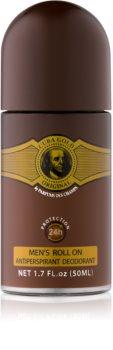 Cuba Gold déodorant roll-on pour homme