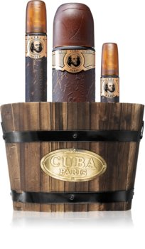 Cuba Gold coffret cadeau IV. pour homme