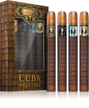 Cuba Prestige ajándékszett X. uraknak