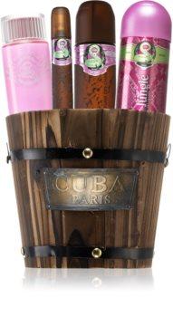 Cuba Jungle Snake dárková sada pro ženy IV.