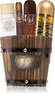 Cuba Jungle Tiger подарочный набор для женщин III.