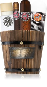 Cuba Jungle Zebra Lahjasetti III. Naisille
