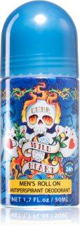 Cuba Wild Heart Roll-On Deodorant  for Men