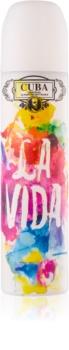 Cuba La Vida Eau de Parfum pentru femei