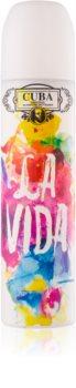 Cuba La Vida parfumovaná voda pre ženy