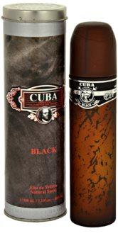 Cuba Black toaletná voda pre mužov