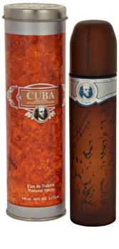 Cuba Blue Eau de Toilette per uomo