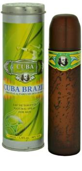 Cuba Brazil Eau de Toilette pentru bărbați