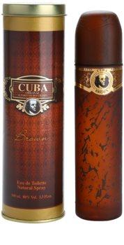 Cuba Brown toaletní voda pro muže