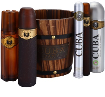 Cuba Gold Gift Set V. for Men