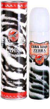 Cuba Jungle Zebra eau de parfum para mulheres