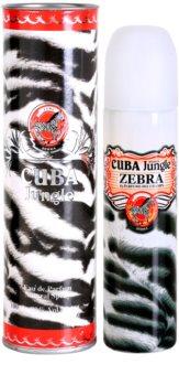 Cuba Jungle Zebra Eau de Parfum pentru femei