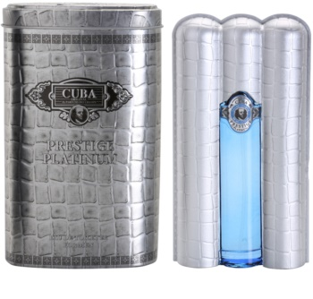 Cuba Prestige Platinum eau de toilette for Men