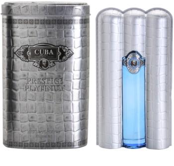 Cuba Prestige Platinum eau de toilette uraknak