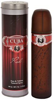 Cuba Red Eau de Toilette para homens