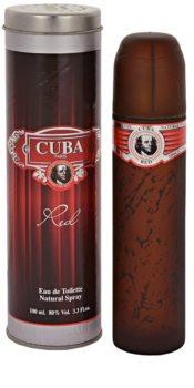 Cuba Red Eau de Toilette pentru bărbați