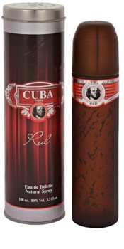 Cuba Red Eau de Toilette per uomo