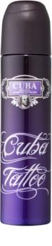 Cuba Tattoo Eau de Parfum pentru femei