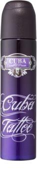 Cuba Tattoo woda perfumowana dla kobiet