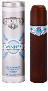 Cuba Winner Eau de Toilette für Herren