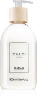 Culti Stile Aramara zamatové telové mlieko