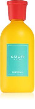 Culti Stile Chromia III. diffuseur d'huiles essentielles avec recharge