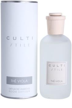 Culti Stile Thé Viola aroma diffuser with filling