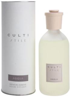 Culti Stile Aqqua aroma diffúzor töltelékkel