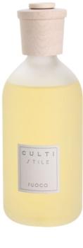 Culti Stile Fuoco diffuseur d'huiles essentielles avec recharge