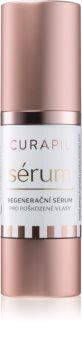 Curapil Hair Care regenerační sérum pro poškozené vlasy