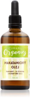 Curapil Organics Makadamöl Für Körper und Haar