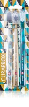 Curaprox Limited Edition Winter Art Ultra Soft Toothbrushes