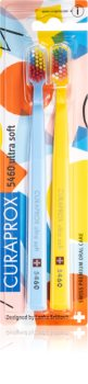 Curaprox Limited Edition Colorful Edition Ultra Soft Toothbrushes
