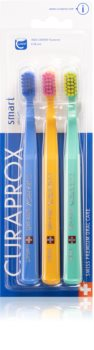Curaprox 7600 Smart Ultra Soft Toothbrush with a Short Head for Kids