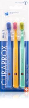 Curaprox 7600 Smart Ultra Soft Zahnbürste mit Kurzkopf für Kinder