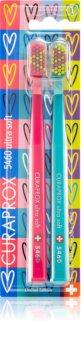 Curaprox Limited Edition Love Edition зубні щітки  ultra soft лімітоване видання