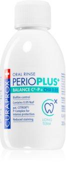 Curaprox Perio Plus+ Balance 0.05 CHX рідина для полоскання  рота