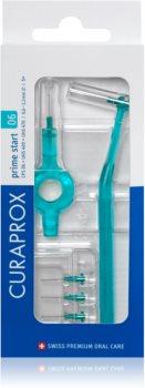 Curaprox Prime Start set pentru îngrijirea dentară CPS 06 0,6 - 2,2 mm