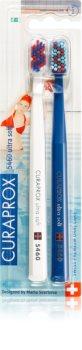 Curaprox Limited Edition Swimming Pool четки за зъби ултра софт 2 бр