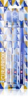 Curaprox Limited Edition Winter Art зубні щітки  ultra soft