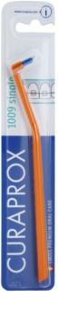 Curaprox 1009 Single jednopęczkowa szczoteczka do zębów dla osób noszących aparaty ortodontyczne