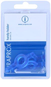 Curaprox Handy Holder UHS 409 дръжки за четки за междузъбни пространства 3 бр