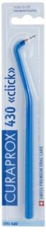 Curaprox Click UHS 430 професійний пластмасовий тримач для міжзубних щіток